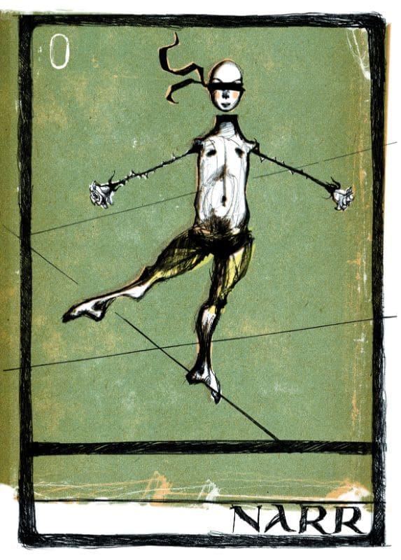 Tarotkarten: Der Narr