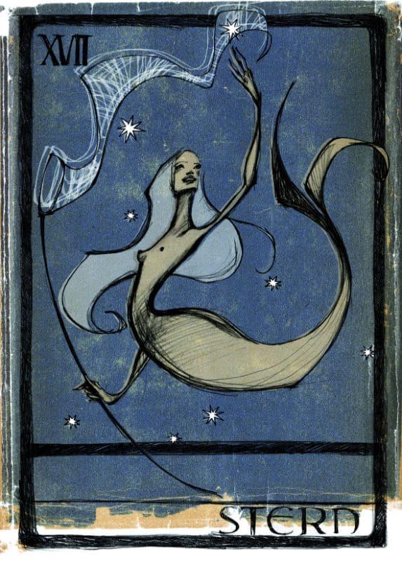 Tarotkarten: Der Stern