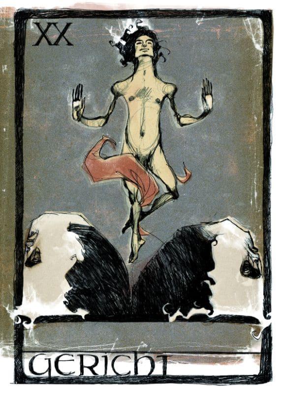 Tarotkarten: Das Gericht