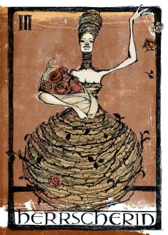 Tarotkarten: Die Herrscherin