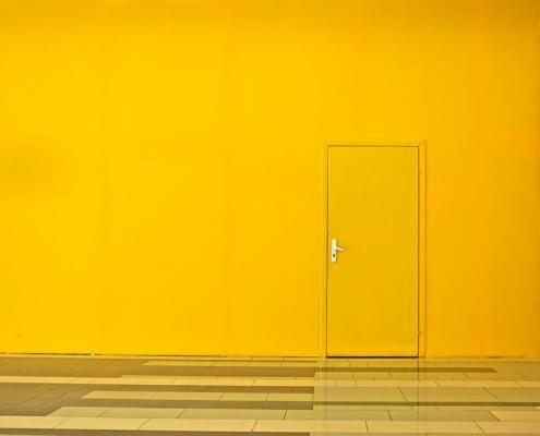 Die Farben des Lebens: Gelb