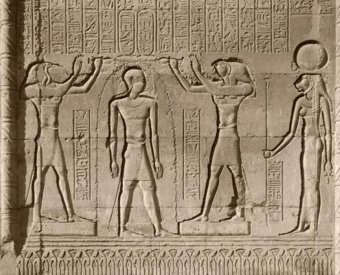 Heilige Tiere im alten Ägypten