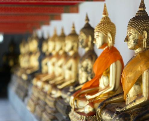 Die Schulen des Buddhismus - Theravada