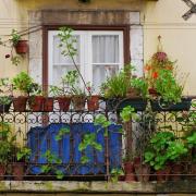 Traumdeutung - Balkon