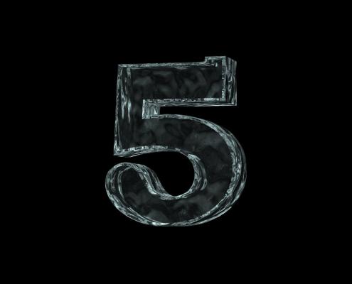 Die Bedeutung der Zahl 5 in der Numerologie