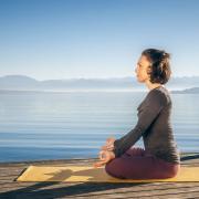 Zazen – Meditationsübung aus dem Zen-Buddhismus