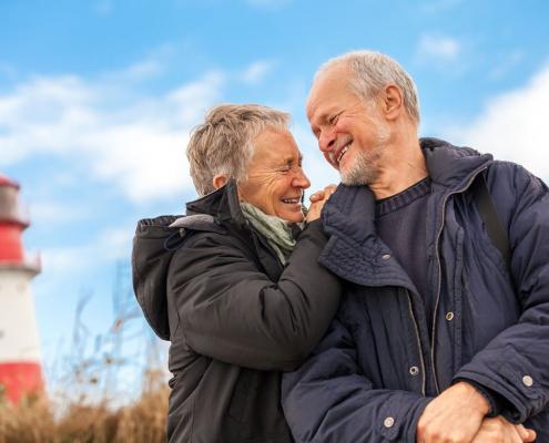 Das Alter und die Liebe