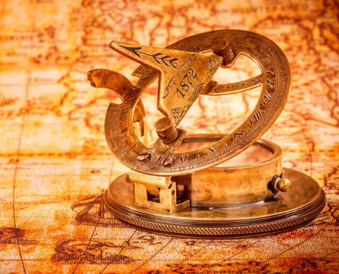 Das Kompass-Bagua