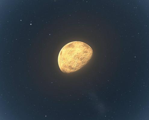 Der Mond: Seine Auswirkungen auf Dein Ich
