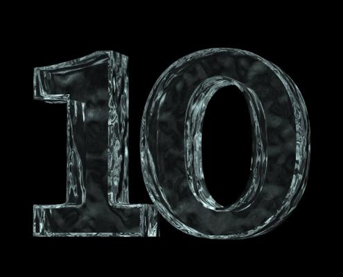 Die Bedeutung der Zahl 10 in der Numerologie