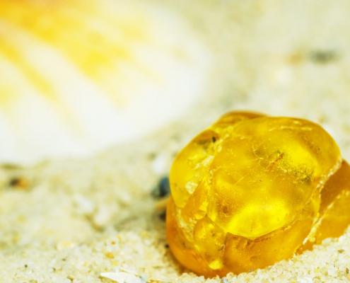 Edelsteine und ihre Wirkung: Honigcalcit