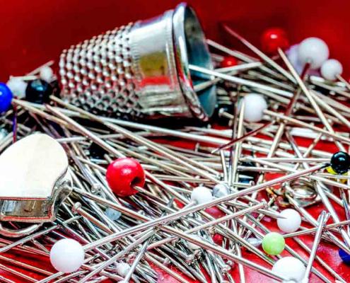 Für Hochsensible ist die Welt voller Nadeln