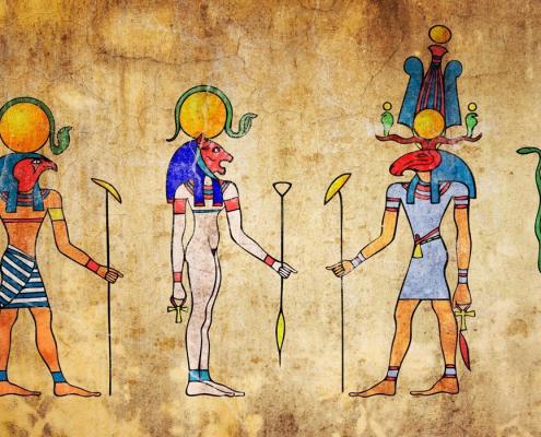 Mystik der Seele – das Horusauge