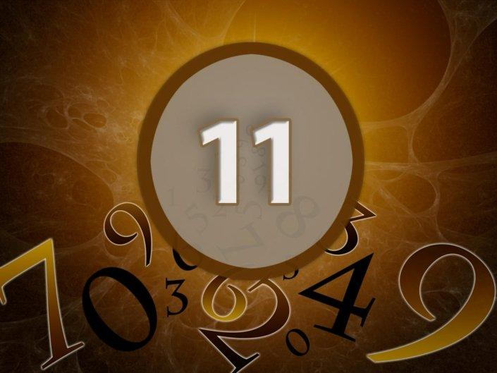 Numerologie Zahl 11 - Bedeutung & Berechnung