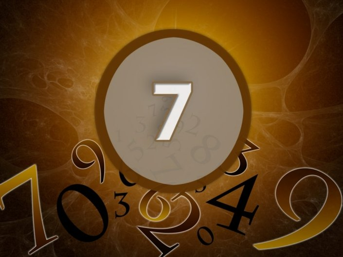 Numerologie Zahl 7 - Bedeutung & Berechnung