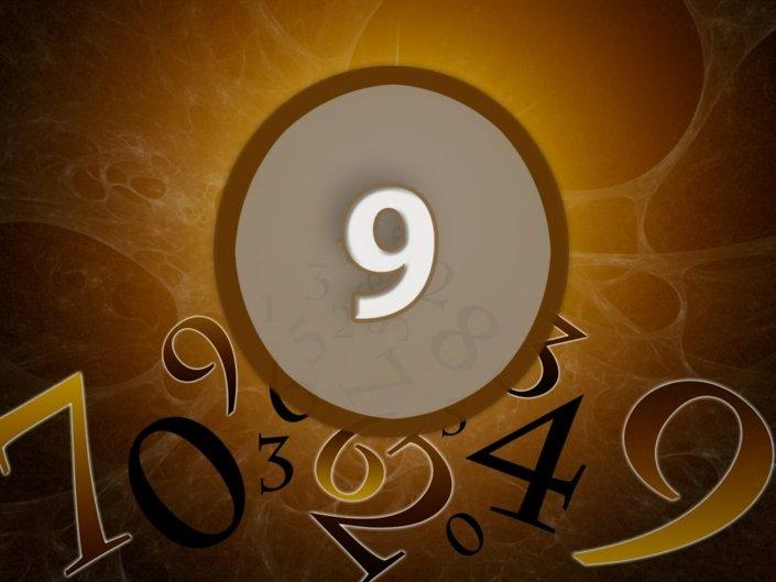 Numerologie Zahl 9 - Bedeutung & Berechnung