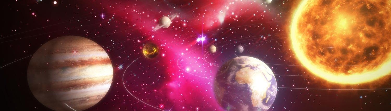 Planeten in der Astrologie