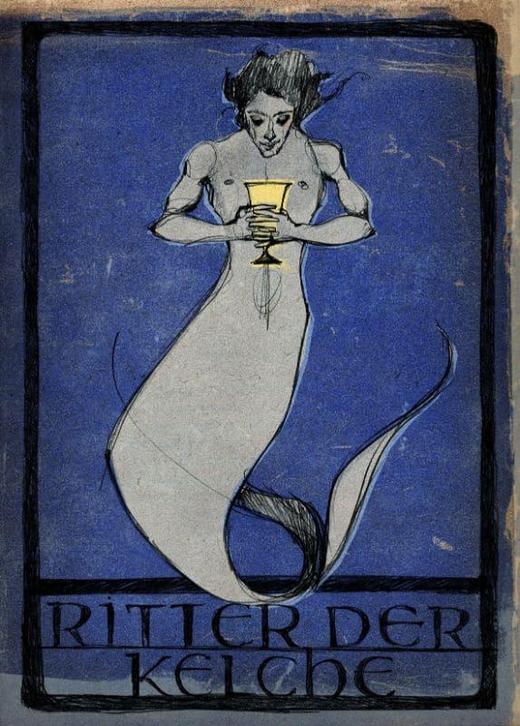 Tarotkarten: Ritter der Kelche