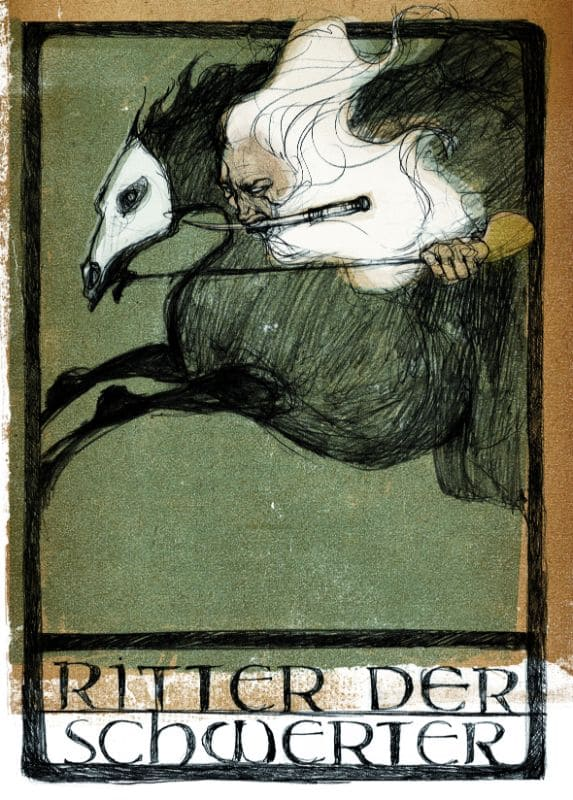Tarotkarten: Ritter der Schwerter