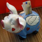 Schwein als Glückssymbol