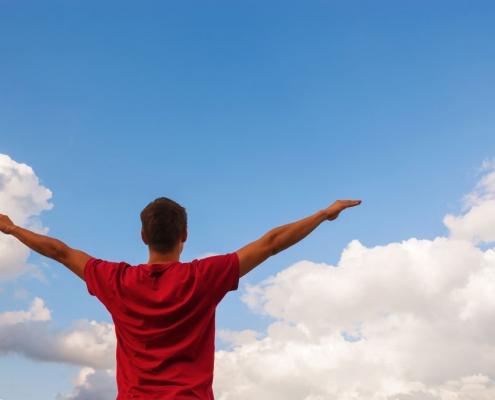 Mehr Spiritualität durch Kuschelhormon