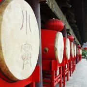 Taiko – die japanische Trommelkunst
