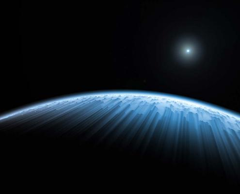 Transformationsenergie - Energie aus dem Herzen des Kosmos