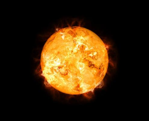 Wie die Sonne Dein Leben bestimmt