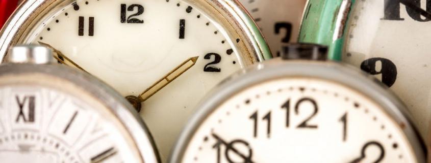 Das Leben entschleunigen - Die Zeit und ihr Geheimnis